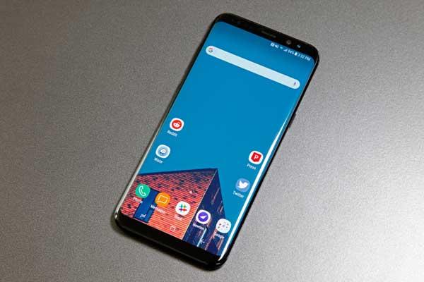 connessione internet di uno smartphone Android